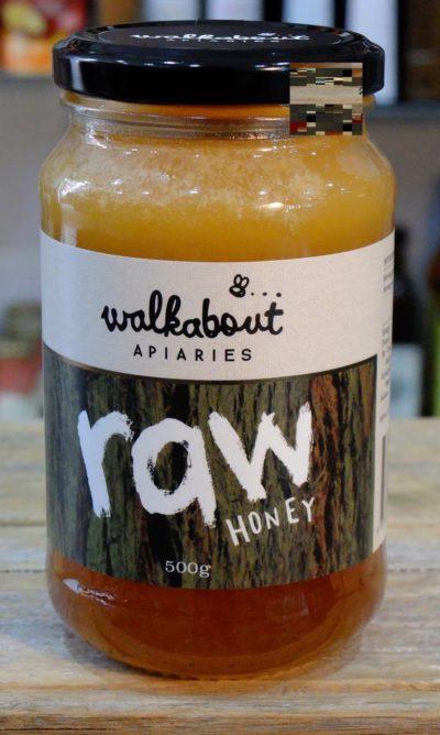 Walkabout Apiaries - Raw Honey